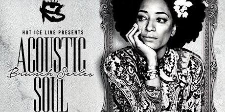 Acoustic Soul Brunch Series  featuring Julie Dexter tickets