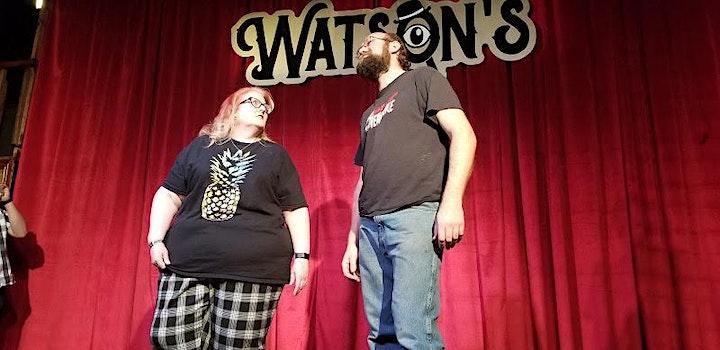 Watson's LIVE(SPECIAL) feat Positive Parkour Improv Show image
