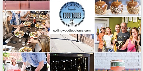 Collingwood Food Tours & Board The Boat  Air B&B Meet and Greet tickets