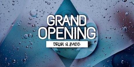 StrangR Menace: Grand Opening Tickets