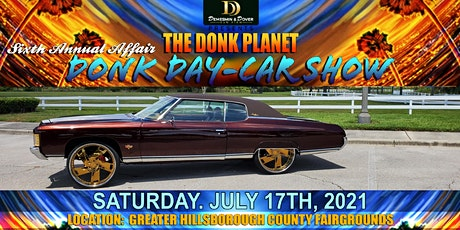Donk Day Car Show tickets
