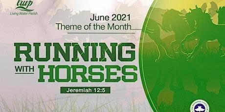 Sunday  Service June 13 2021 tickets
