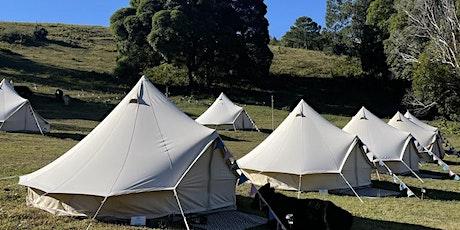 Overnight Camping tickets