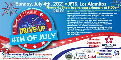 4th of July Fireworks Spectacular tickets