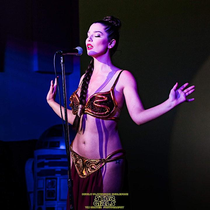 Star Girls Burlesque/ Courtney's Birthday SPECIAL image