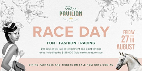 Robina Pavilion Raceday tickets