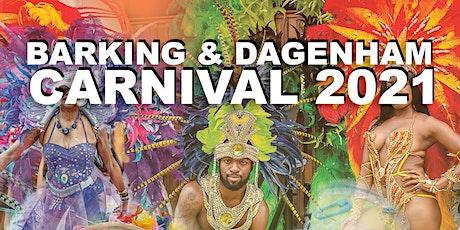 BARKING & DAGENHAM CARNIVAL 2021 biglietti