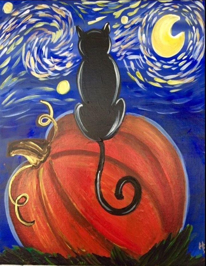 Paint with Me! Featuring Artist Blakeley image