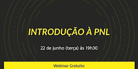 Introdução à PNL - Webinar Gratuito ingressos