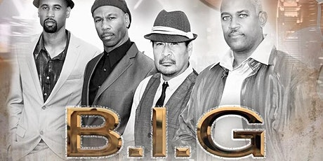 AME Friday Night Live Dinner Concert featuring BIG (dinner included) tickets