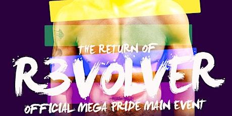 R3volver - Mega Pride Main Event @ Club 51 NYC tickets