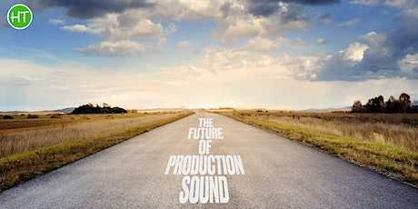 Halter Technical Webinar: The Future of Production Sound tickets