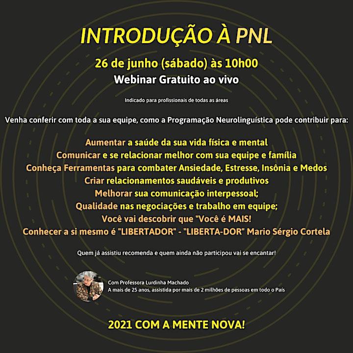 Imagem do evento Introdução à PNL