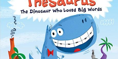 RJ Julia Booksellers - Theo TheSaurus Dinosaur Party! tickets
