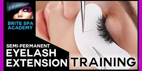 1 Day Eyelash Extension Training & Certification Class - ( Long Beach) tickets