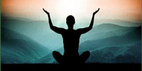 Yoga and Tea at Heron's Meadow Farm tickets