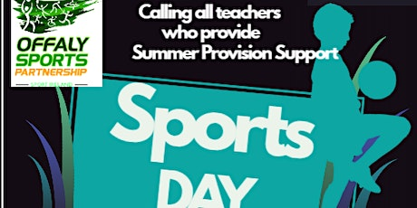 Summer Provision Sports Day tickets