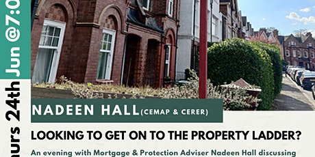 The Life Series: Looking to get on to the property ladder? tickets