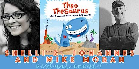 Little Shop of Stories - Virtual Launch Theo TheSaurus (Shelli R Johannes) tickets