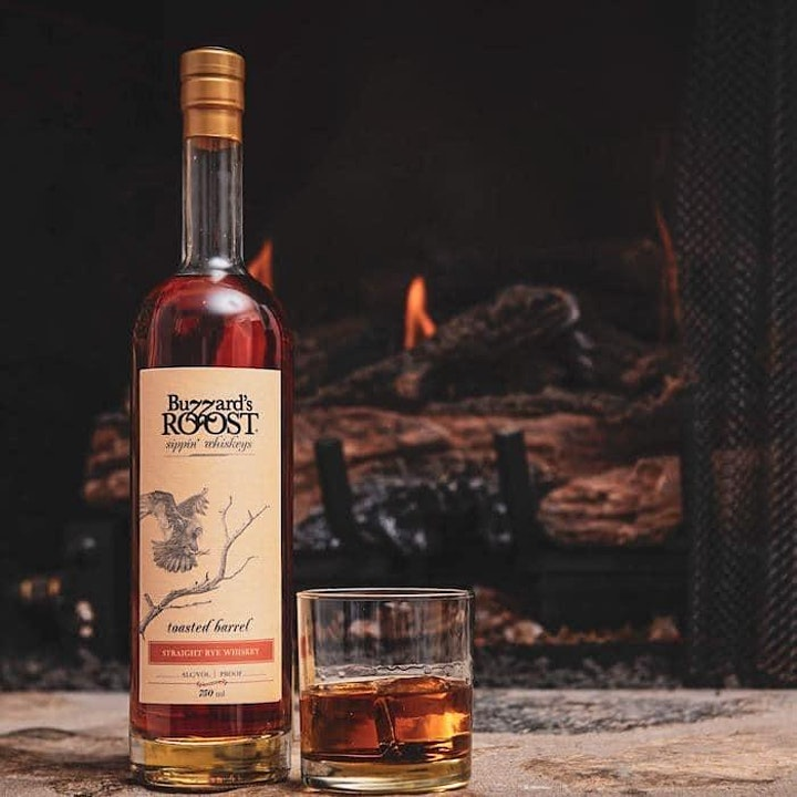 Buzzard's Roost Tasting with Jason Brauner image