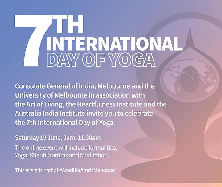 International Day of Yoga 2021 image