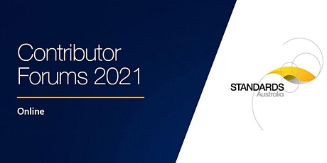 Online Contributor Forums 2021 - Monday 21 June tickets