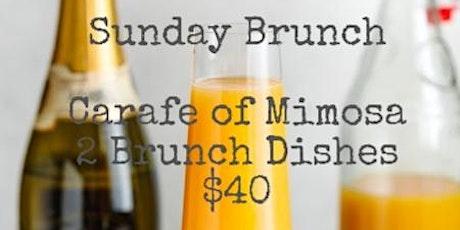 Sunday Brunch Deals tickets