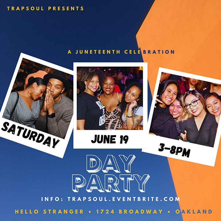 Saturday Day Party  *Back Inside! (R&B and Hip-Hop vibes all day) image