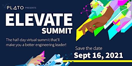 Plato Elevate Fall Summit 2021 tickets