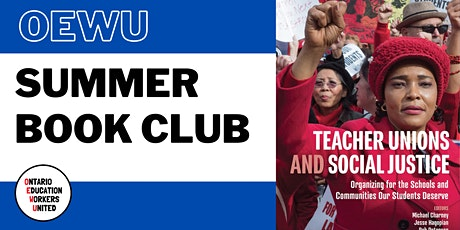 OEWU Summer Book Club tickets