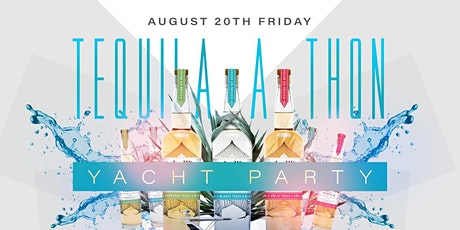 TEQUILA A THON tickets