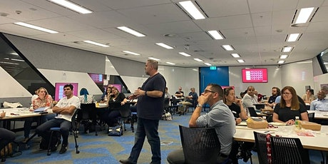 SydWest Global Connections Monthly Open Pitch Event tickets