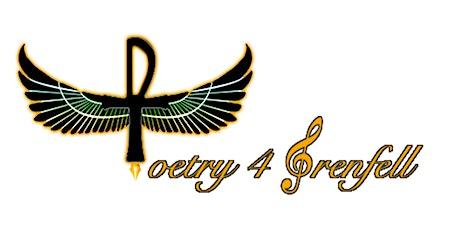 P4G - Poetry 4 Grenfell  Recitation - 4 Yr Grenfell Anniversary  tickets