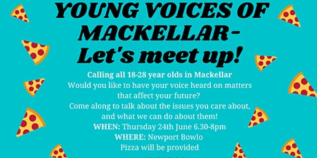 Young Voices Of Mackellar - let's meet up! tickets