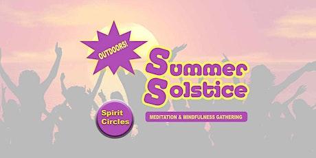 Summer Solstice Meditation & Mindfulness Outdoor Gathering tickets