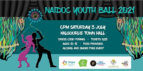 Hope NAIDOC Youth Ball 2021 tickets