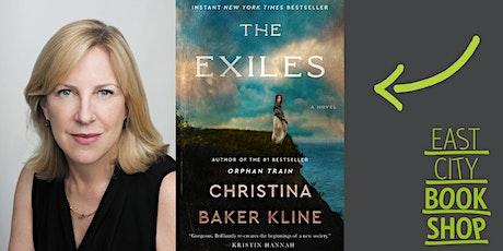 Christina Baker Kline, The Exiles Tickets