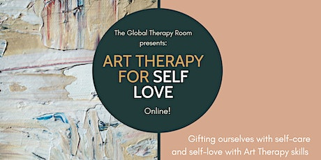 Art Therapy & Self-Love for BIPOC tickets