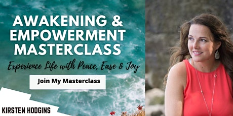 Awakening & Empowerment Masterclass tickets