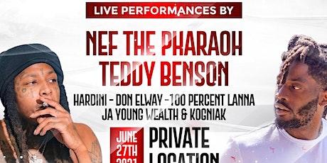 Sunday, NEF THE PHARAOH. HiPHOP | RnB  @ The Underground tickets