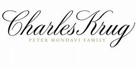 Charles Krug Wine Tasting With Special Guest Mark Mondavi tickets