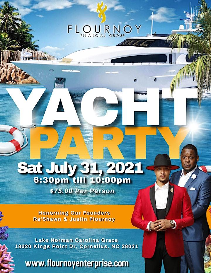 Appreciation Yacht Party image