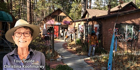 DayTrip to Idyllwild's Art in the Park tickets