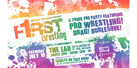 A PRIDE PRE-PARTY (featuring: Pro Wrestling, Drag, & Burlesque) tickets