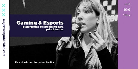 Gaming & Esports: plataformas de streaming para principiantes entradas