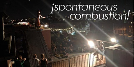 ¡Spontaneous Combustion! #12 tickets