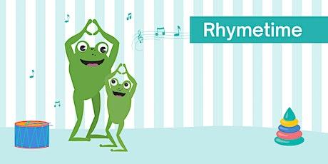 Rhymetime at Malanda Library tickets