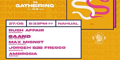 DUALITY @ NAHUAL tickets