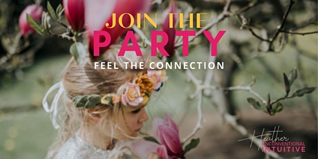 Intuitive Medium Messages Party~  Readings  & Intuitive Development tickets