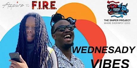 Wednesday Vibes tickets